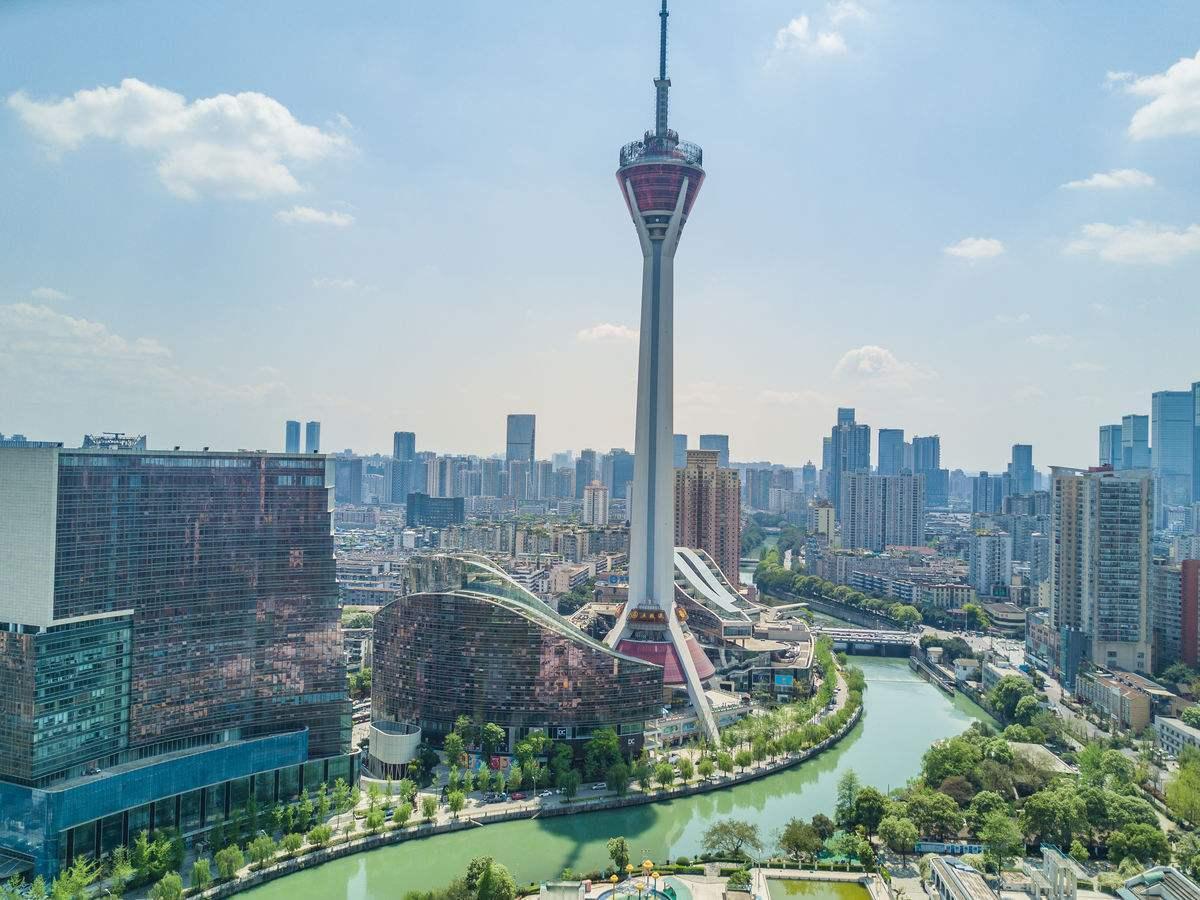 中国城市消费升级报告发布:成都人均消费力升至第6名