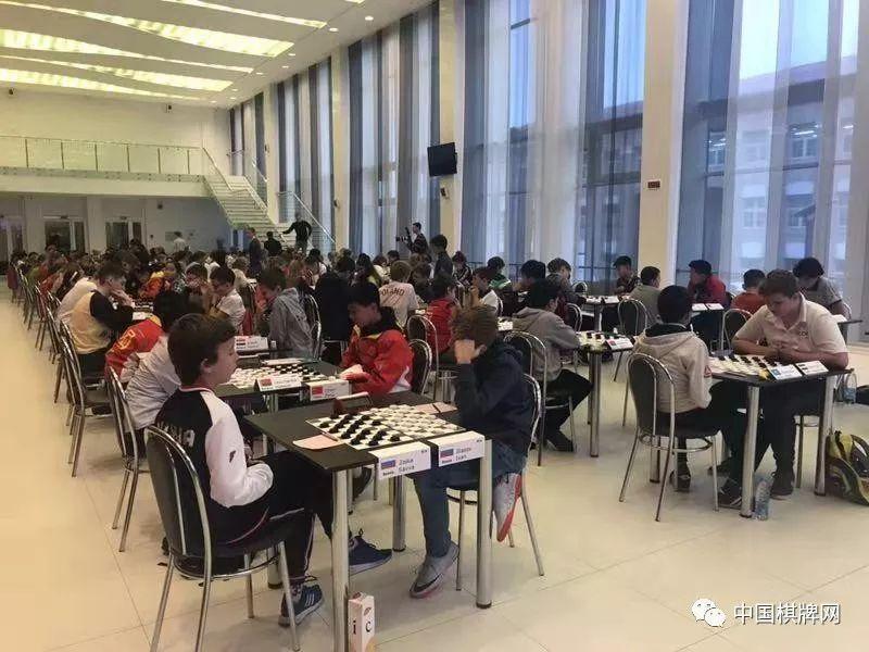 世青少赛常规赛已过半 中国选手表现可圈可点