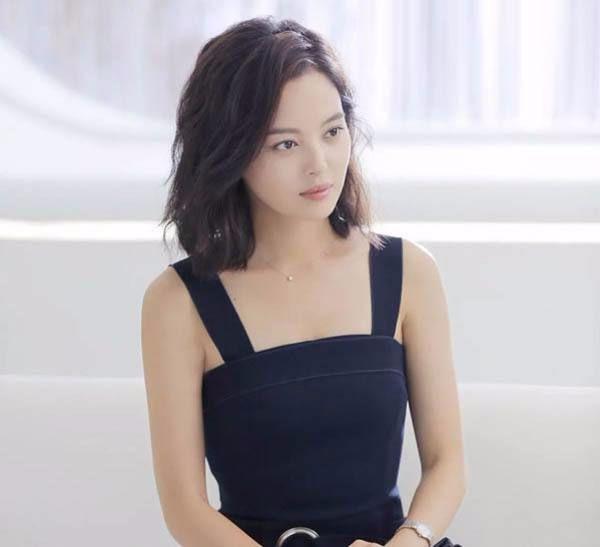 """女神张雨绮解锁""""最美""""新发型,比原版辛芷蕾发型更""""爆款""""图片"""