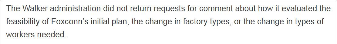 富士康在美拿到创纪录285亿补贴后,遭美媒讨伐  移动互联  第4张