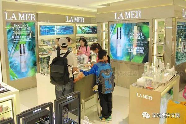 La Mer 依旧畅销 雅诗兰黛中国加速增长 股价急升11%