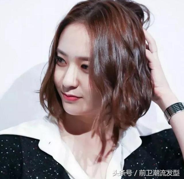 发型设计与脸型搭配,goe造型2019的春天短发发型帅气中不失少女的甜美