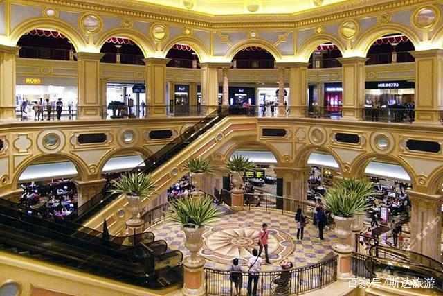 世界上最奢侈的赌场,共投资了200亿人民币,而且就在中国!