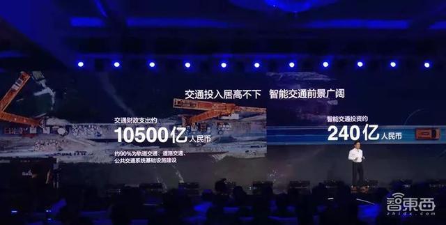 李彥宏說挖掘機技術百度最強!讓紅旗車自動駕駛   人工智能  第7張