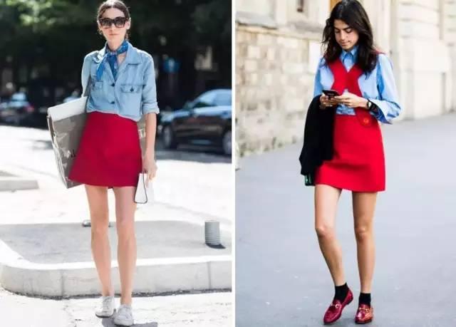 這兩個顏色穿在身上,看起來非常時髦高貴!趕緊穿起來!