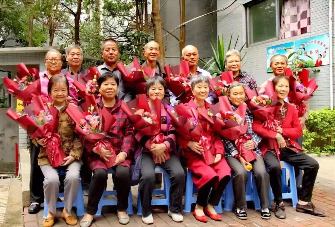 台江区10月开展多项志愿服务活动