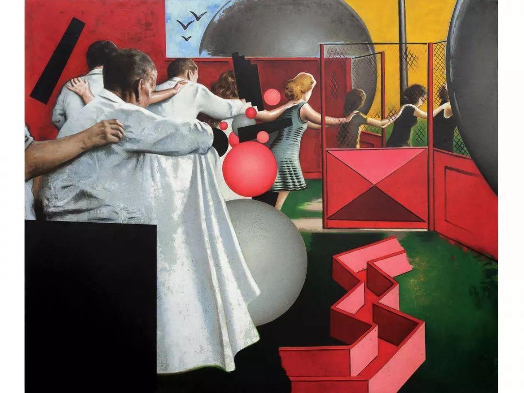 当代艺术_文化风景——白俄罗斯当代艺术展