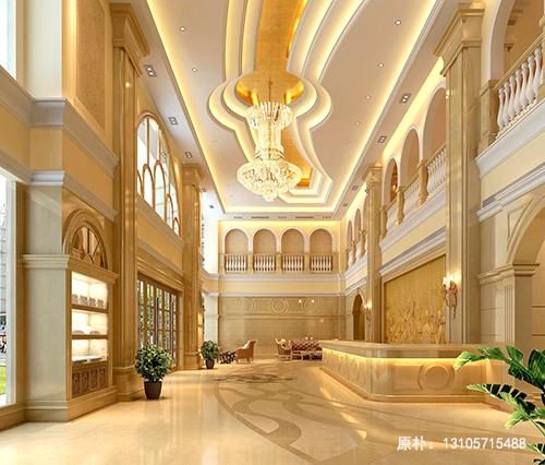 杭州石材工程石材酒店装修案例推荐