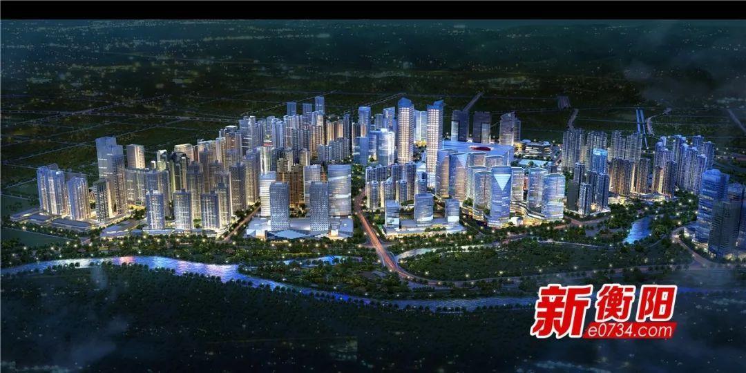 衡阳市2019最新规划图