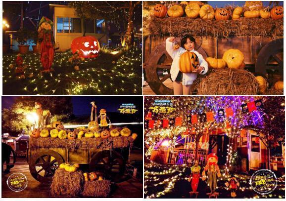 泸州万圣节狂欢加码 鬼马巡游南瓜亲子派对 鬼混不打烊至11月18日