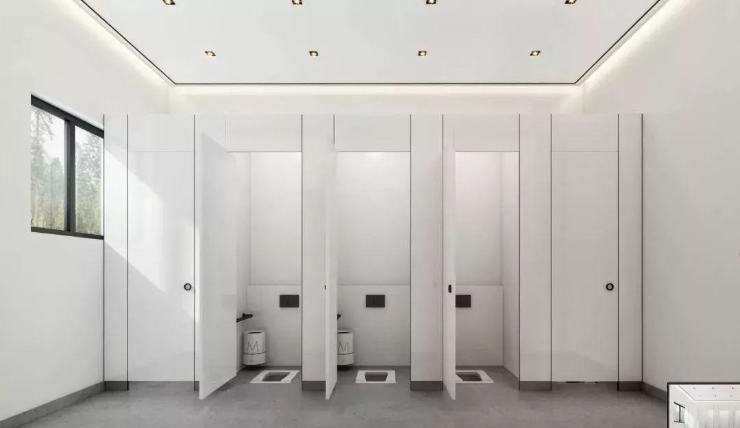△新建公厕内部设计图图片