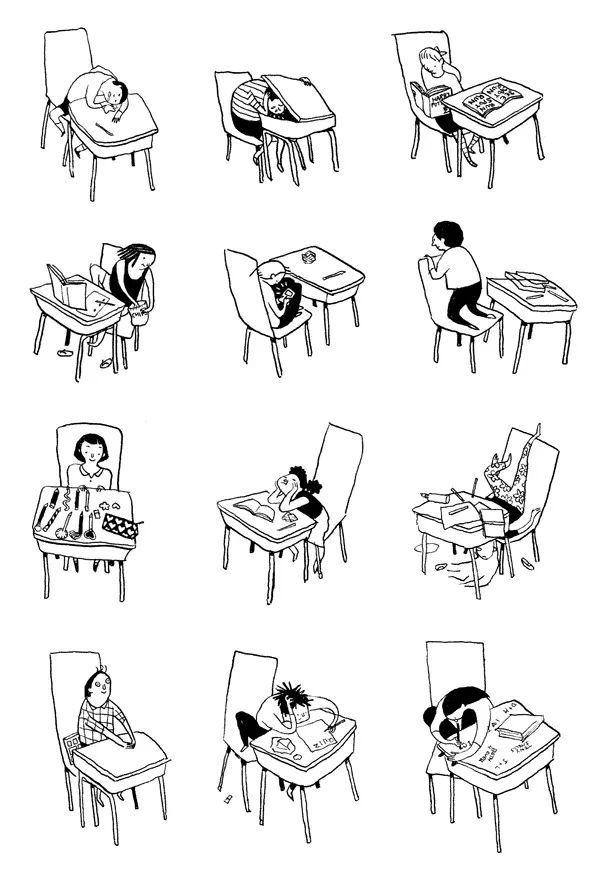 一支笔手绘训练】 开放报名 零基础的春天, 手把手教你画出漂亮的手绘