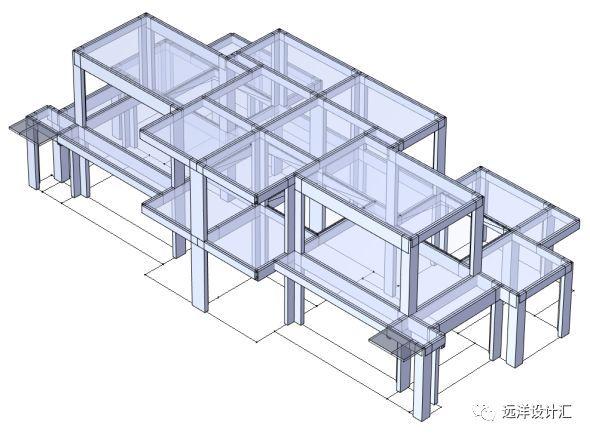 瓦楞纸家具模型图纸