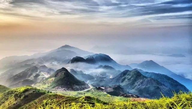 凤凰山生态旅游区