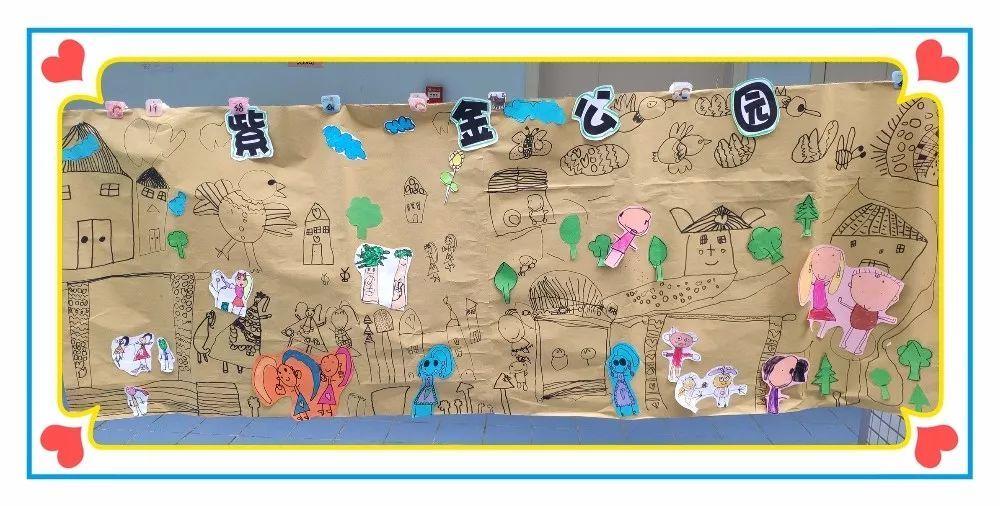 """【园所动态】上杭县第二实验幼儿园""""爱祖国,爱家乡""""幼儿组画活动"""