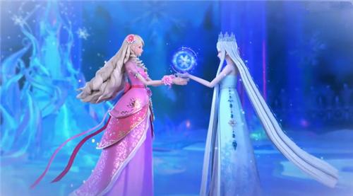 叶罗丽:终于公布了,灵公主的亲妹妹是罗丽,最爱的人是图片