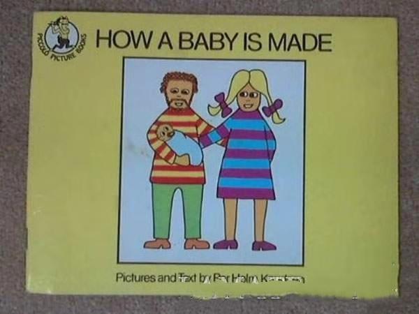 """最赞的""""性教育""""绘本,你可以这样教育孩子"""