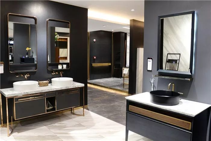 梵度理念卫浴注重优秀的设计世界和创造环保的模式秉承空间知名品牌外卖单服务图片