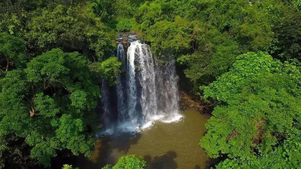 海南10大美丽绝伦的瀑布景点,90%的人没去过!