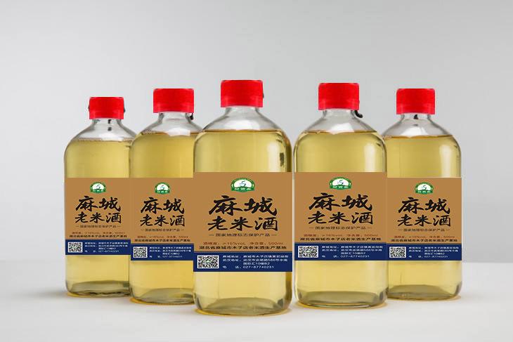 麻城老米酒�W:米酒背后的儒家文化