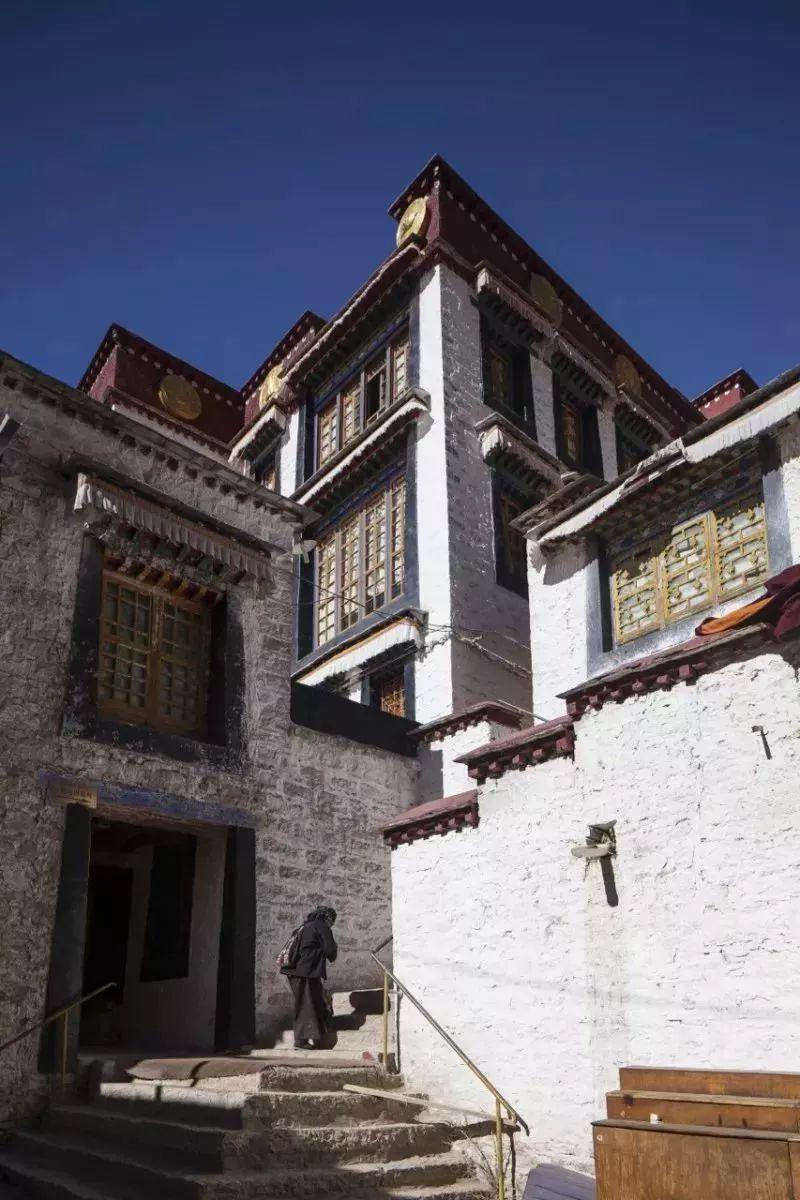 冬游西藏,布达拉宫随便进了?