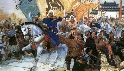 欧美性爱金发天国_明末农民起义对太平天国运动又有怎样的影响?