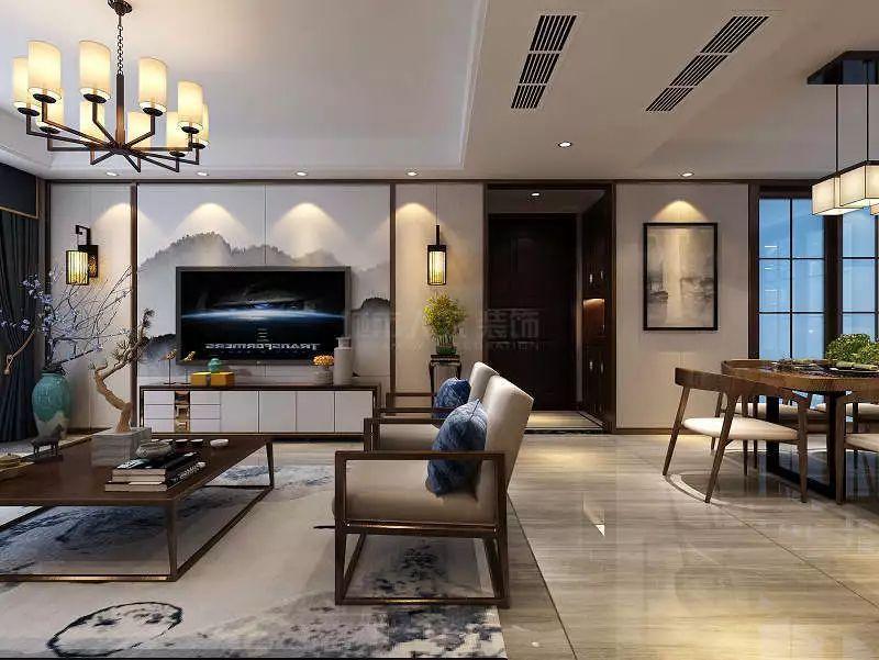 户型学校:平层建筑面积:147v户型家具:新中式风格a户型的风格,庄湖南学室内设计的结构图片