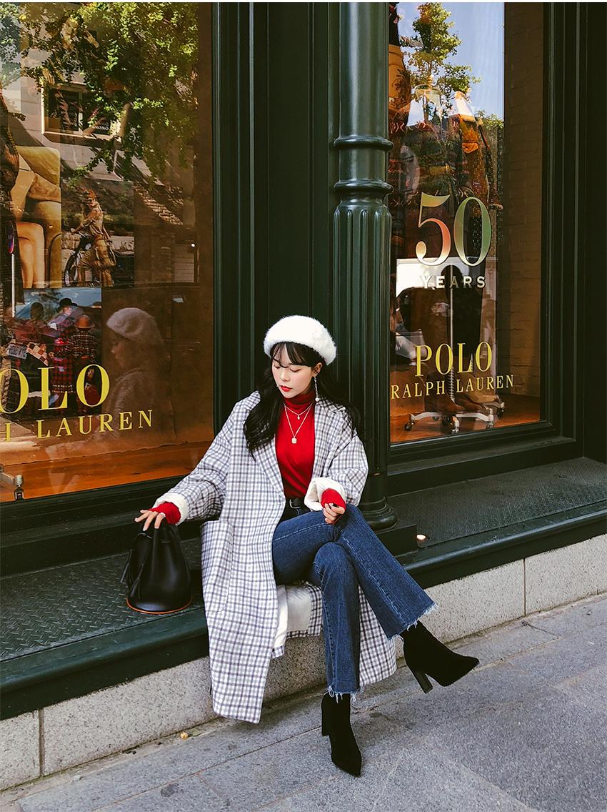 2019时尚潮流穿搭 基本款穿出高街style