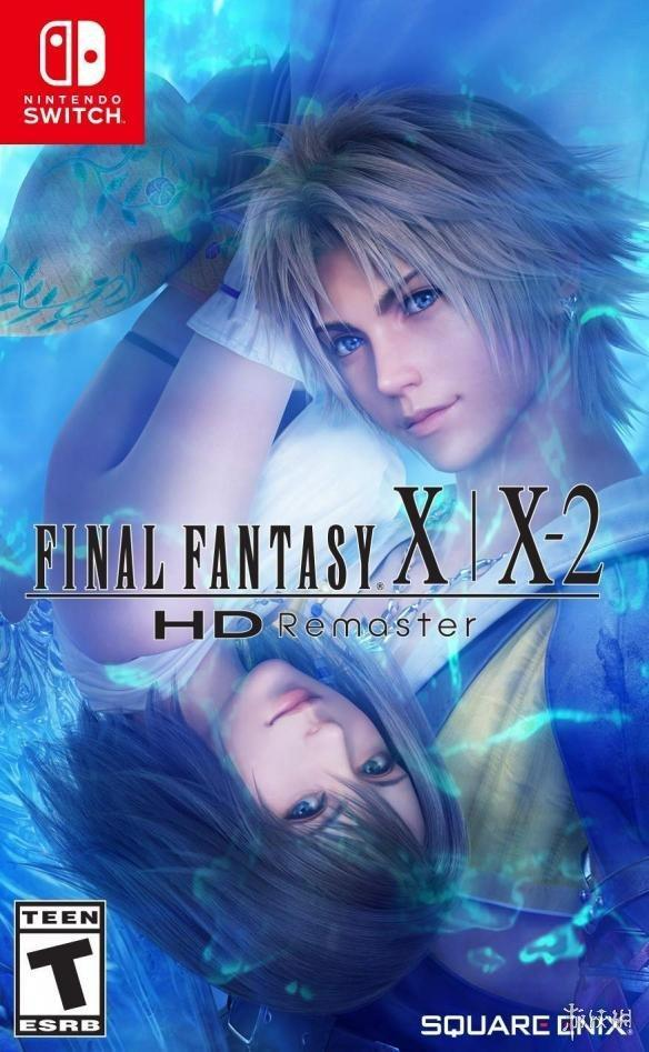 最终幻想10主题曲_情怀满满!switch版《最终幻想10/10-2》封面图流出