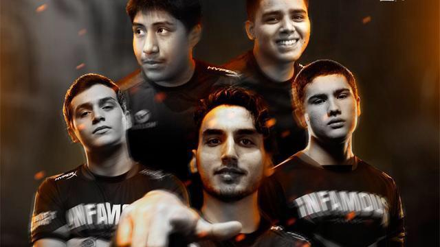 DOTA2:Navi风采依旧,击败南美队伍INF挺进败者组决赛!