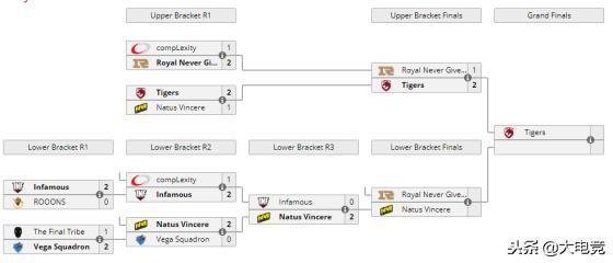 DOTA2:今晚RNG败者组对阵Navi,看他们能否拿到Major入场券