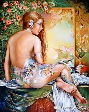 斯绘画_古巴画家奥雷斯·特斯布宗绘画作品赏析