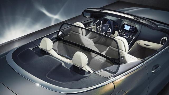 宝马8系敞篷车发布展现优雅设计和运动外观的结合_福彩快乐十分开