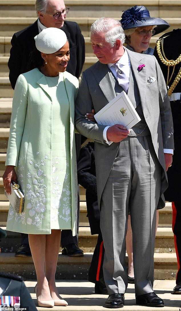 梅根在王室的靠山原来是查尔斯?查尔斯这么偏爱梅根是因感同身受