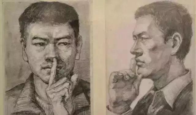 老师人物手绘彩真人
