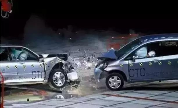 中国车安全性排名_碰撞试验 德系车安全性一般