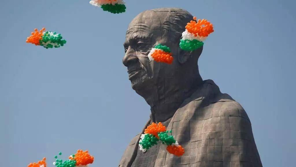 印度耗资229亿卢比,耗时4年建造世界最高雕像却引来印度民众愤怒