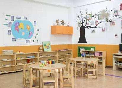 幼儿园设计有哪些要注意的地方图片