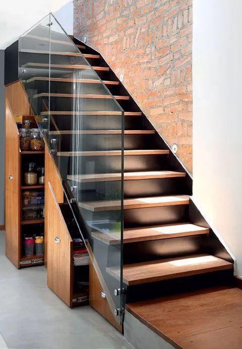 好看的楼梯设计30例,最后的太赞了!