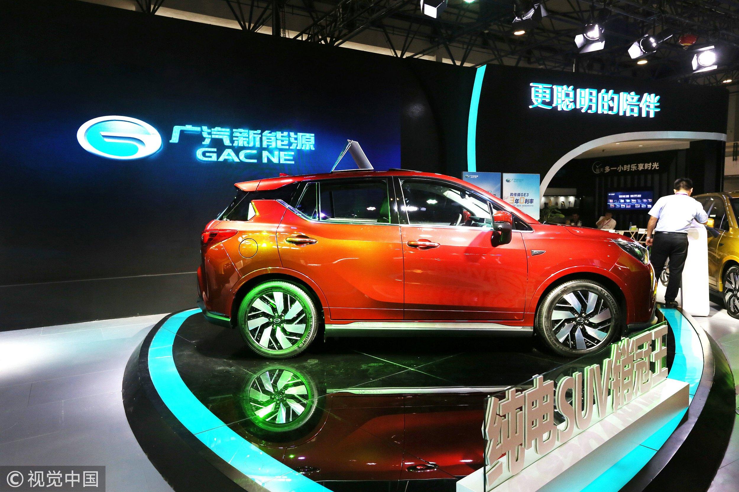 广汽合资品牌狂推新能源产品,自主如此反哺合资可是长久之计?