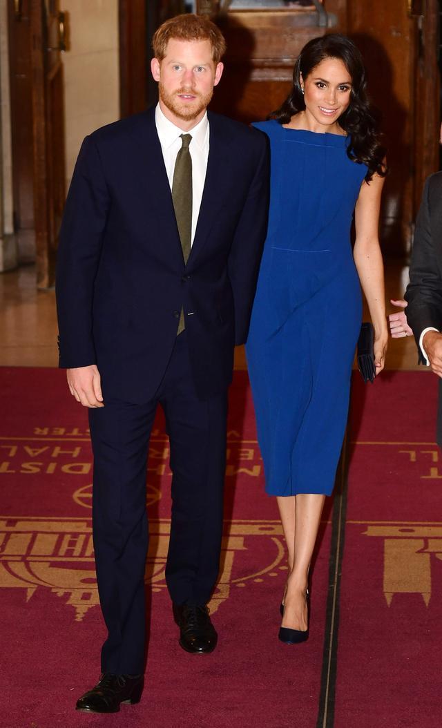 梅根是戴安娜王妃的缩影?查尔斯待他如父亲?关爱还超过凯特王妃