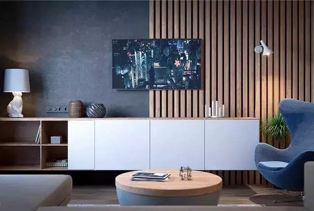 干货丨电视背景墙这样设计才美