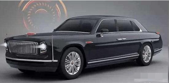 这是国产车中的骄傲,五百亿的研发,新车比劳斯莱斯幻影更霸气!