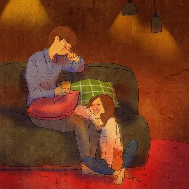 """""""你是做妻子的,为什么让我儿子洗衣做饭?""""""""因为他爱我!"""""""