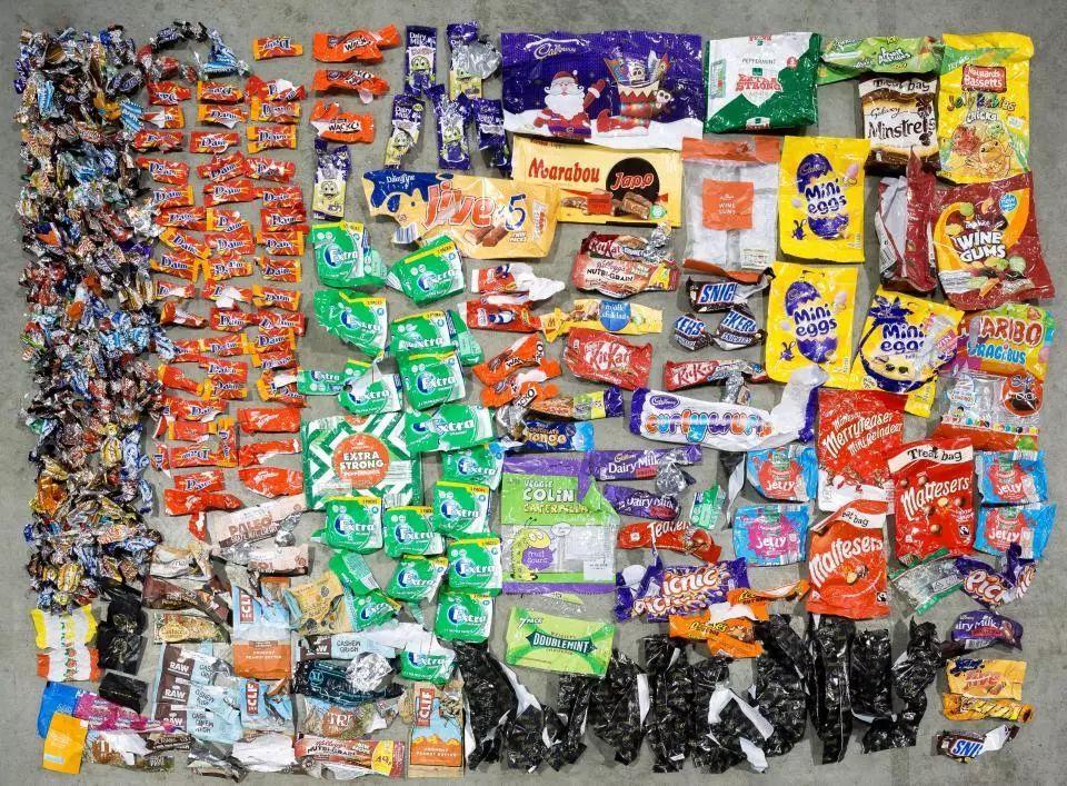 各种零食包装图片