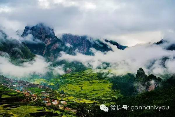 收藏级的甘南摄影手册,30个最美观景拍摄点海拔经纬度与最佳时间奉上