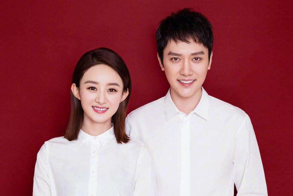 偶遇冯绍峰赵丽颖与友人聚餐,一个眼神看出赵丽颖有多幸福