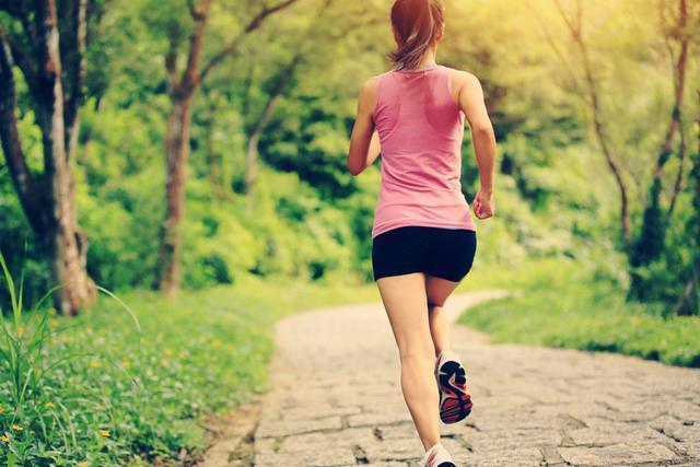 跑步,不为更赞,只为获得点赞!