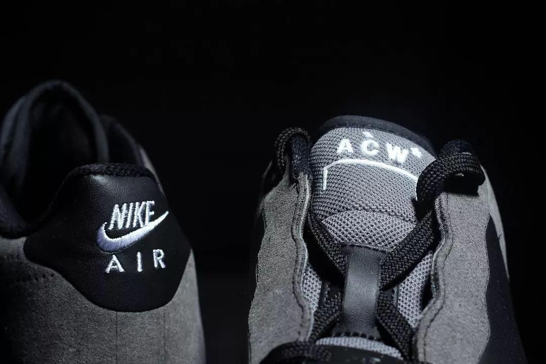 quality design ed97c 0ec1c ... 的Air Force 1 系列。 A-COLD-WALL x Nike 全新联名AF1 曝光-雪花新闻