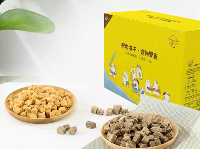 鲜肉冻干营养丰富 小米有品重点推荐的宠物冻干食品